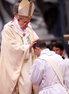 Præstevielse